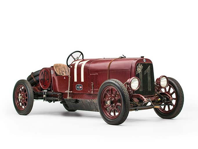 RM Sotheby's - EARLIEST ALFA ROMEO MODEL LEADS PRIVATE