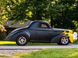 """1941 Willys Coupe Custom """"The Widow Maker""""  - $"""