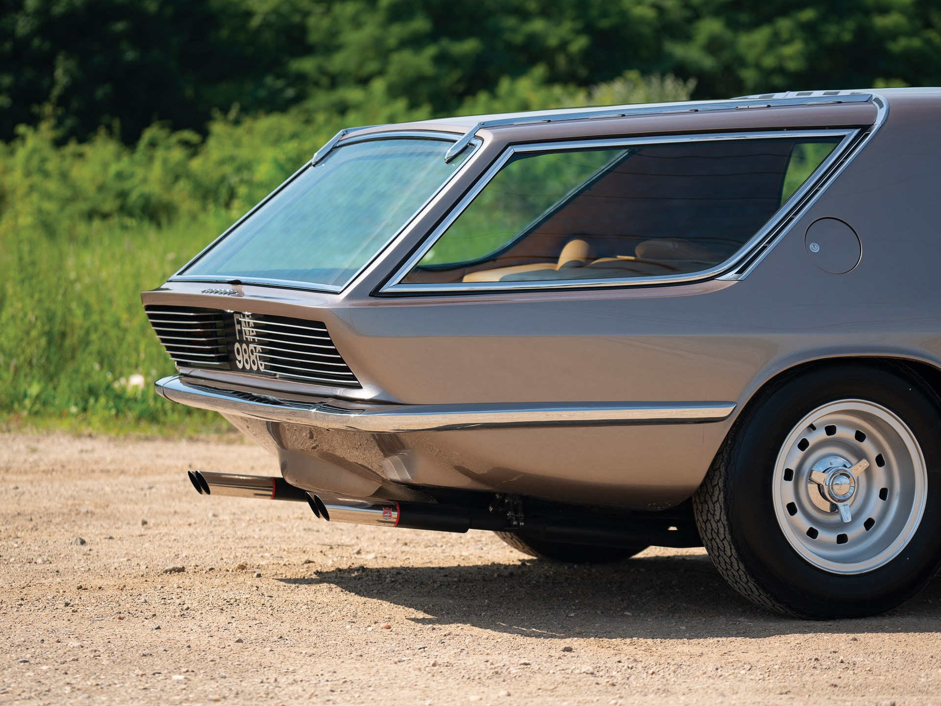 1965 Ferrari 330 GT 2+2 Shooting Brake by Vignale