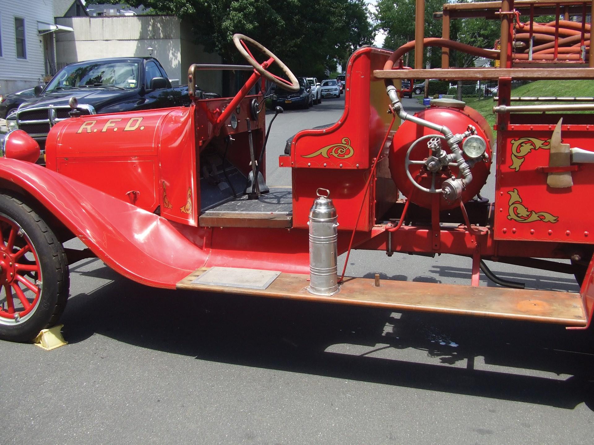 1920 Dodge Fire Truck