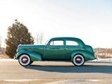 1938 Oldsmobile Eight Two-Door Travel Sedan  - $