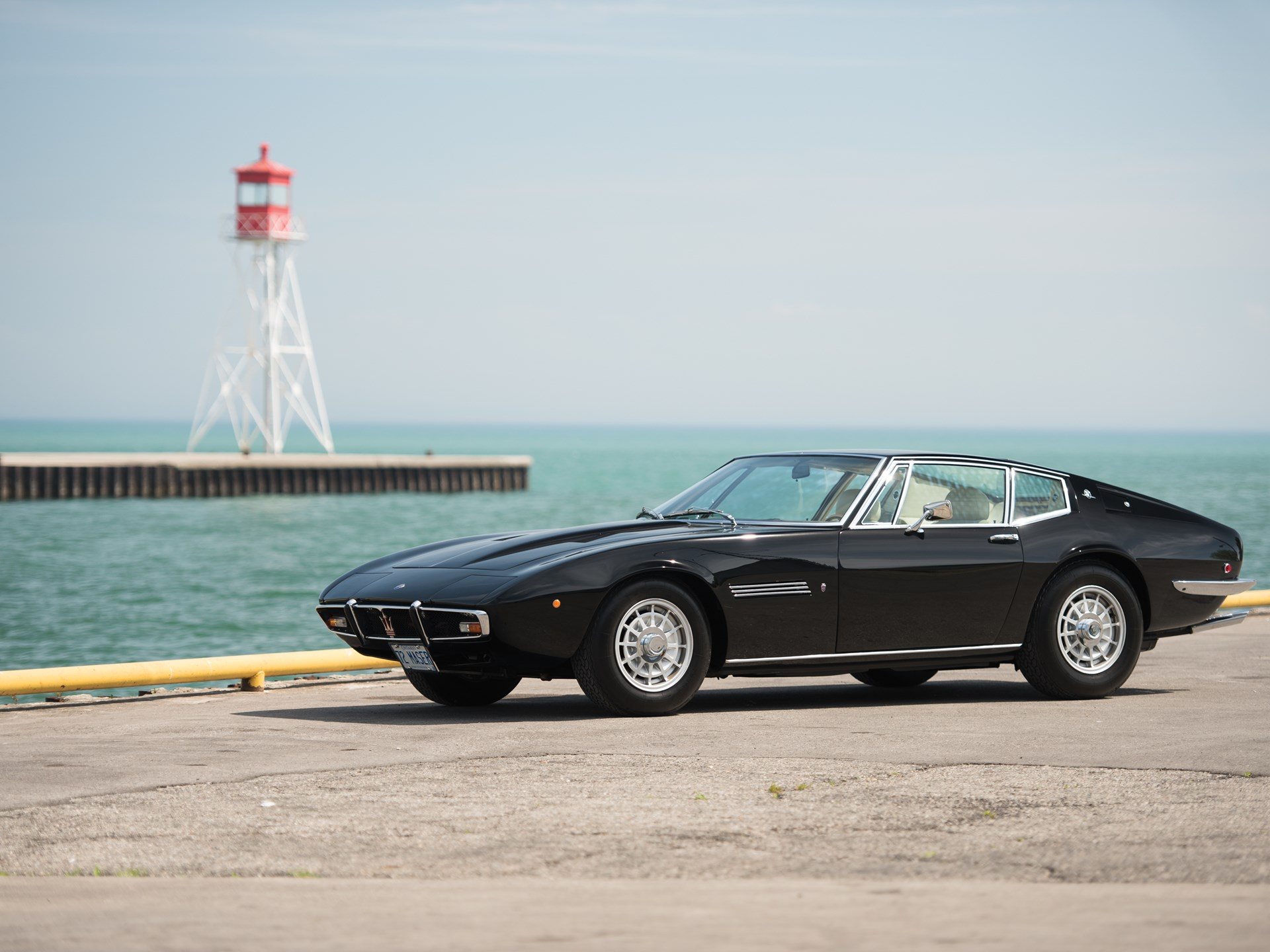 Maserati ghibli 1972