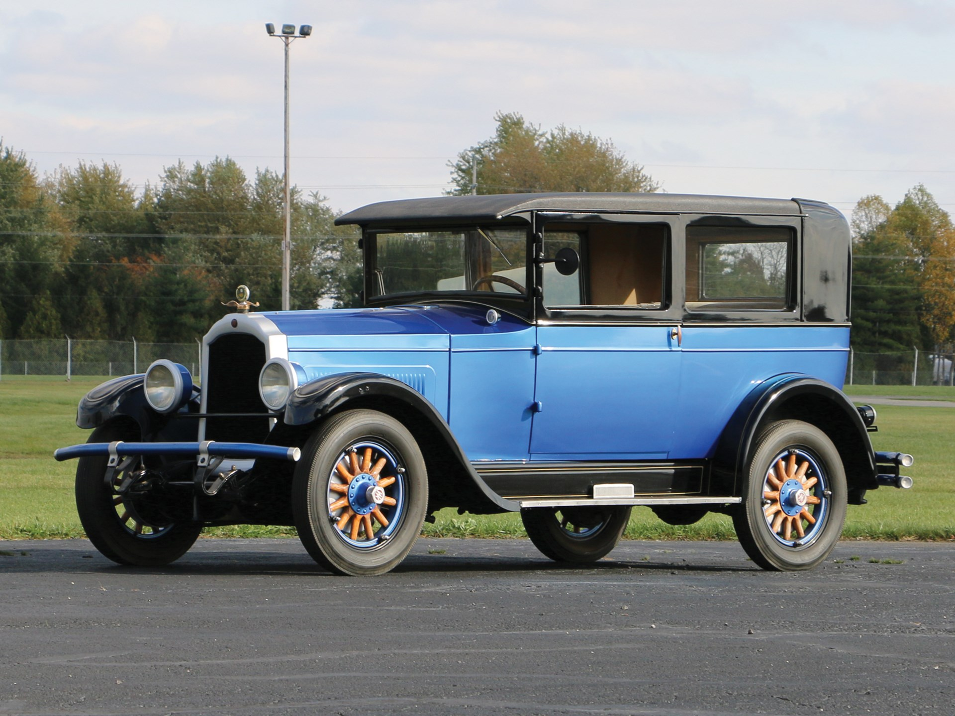 1927 Willys-Knight Model 70A