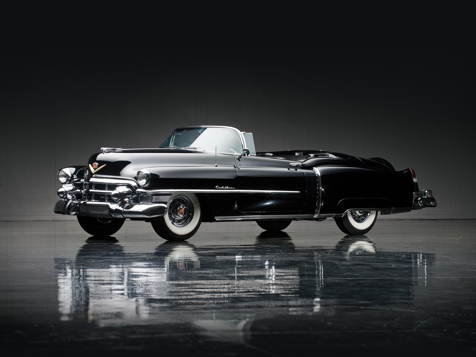RM Sotheby's - 1953 Cadillac Eldorado Convertible | The Don Davis Collection 2013