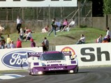 1989 Jaguar XJR-11  - $Andy Wallace and Jan Lammers drive No.4 at the 1990 Donington World Sports Prototype Championships.