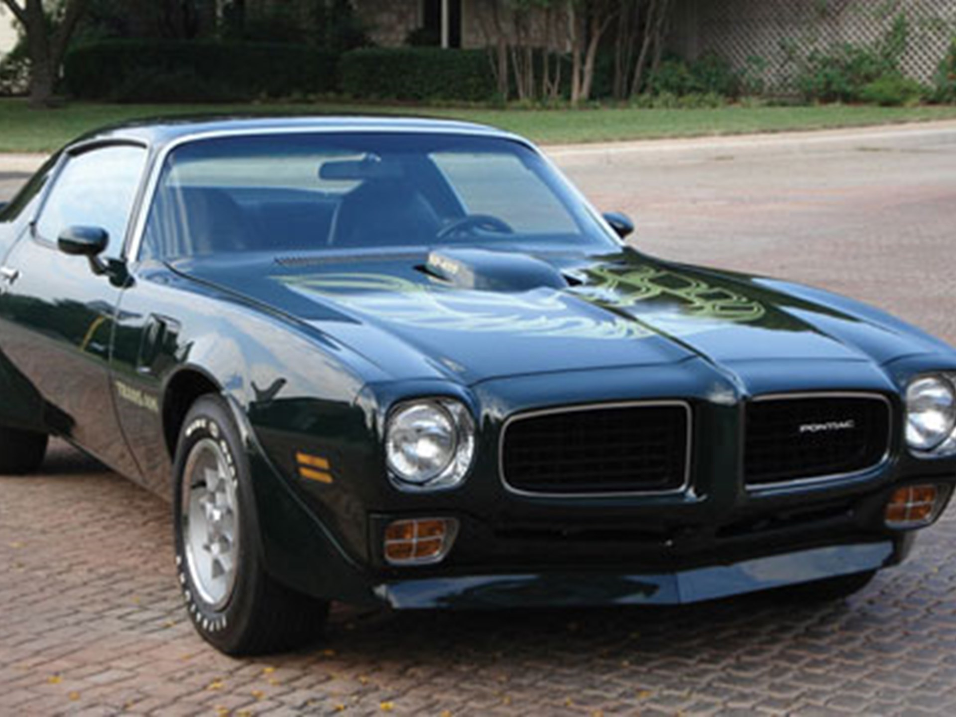 Rm Sothebys 1973 Pontiac Trans Am 2d Collector Cars Of Fort