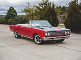 1969 Plymouth Road Runner Convertible  - $