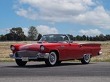 1957 Ford Thunderbird  - $