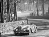 1949 Aston Martin 2-Litre Sports 'DB1' Le Mans  - $2-Litre Sports AMC/49/3 gracefully navigates the Esses of the Le Mans circuit.