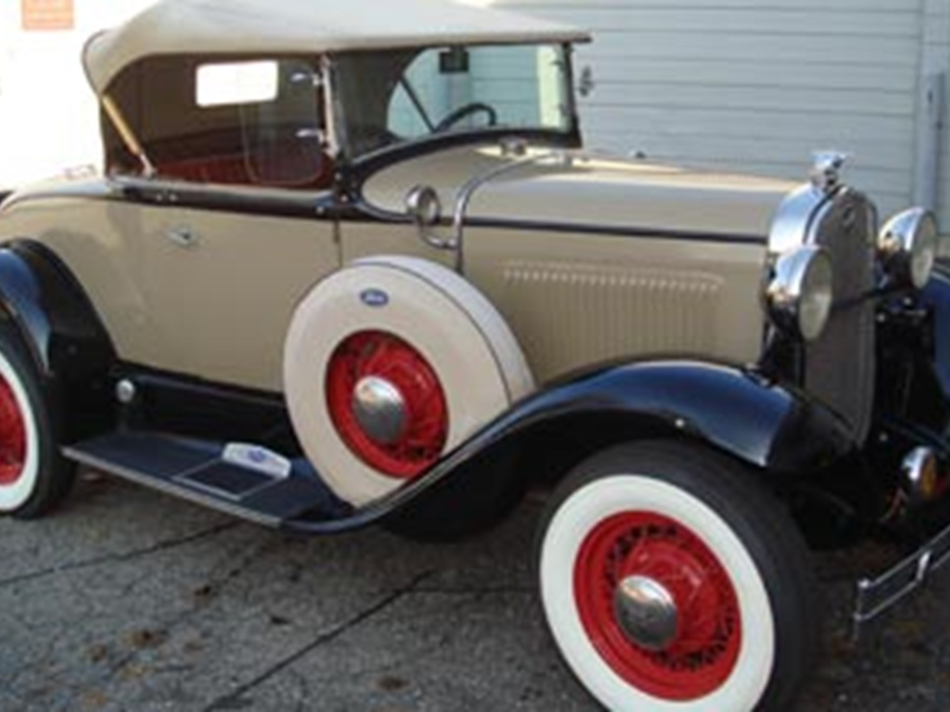 1931 Ford Rumble Seat Roadster