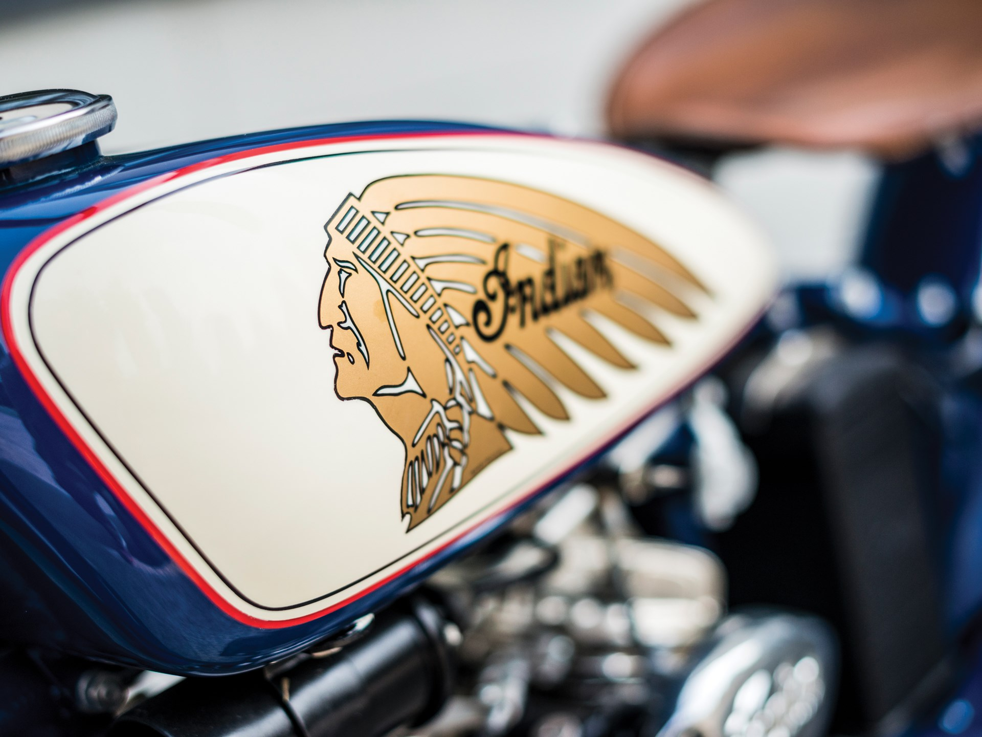 1939 Indian Junior Scout