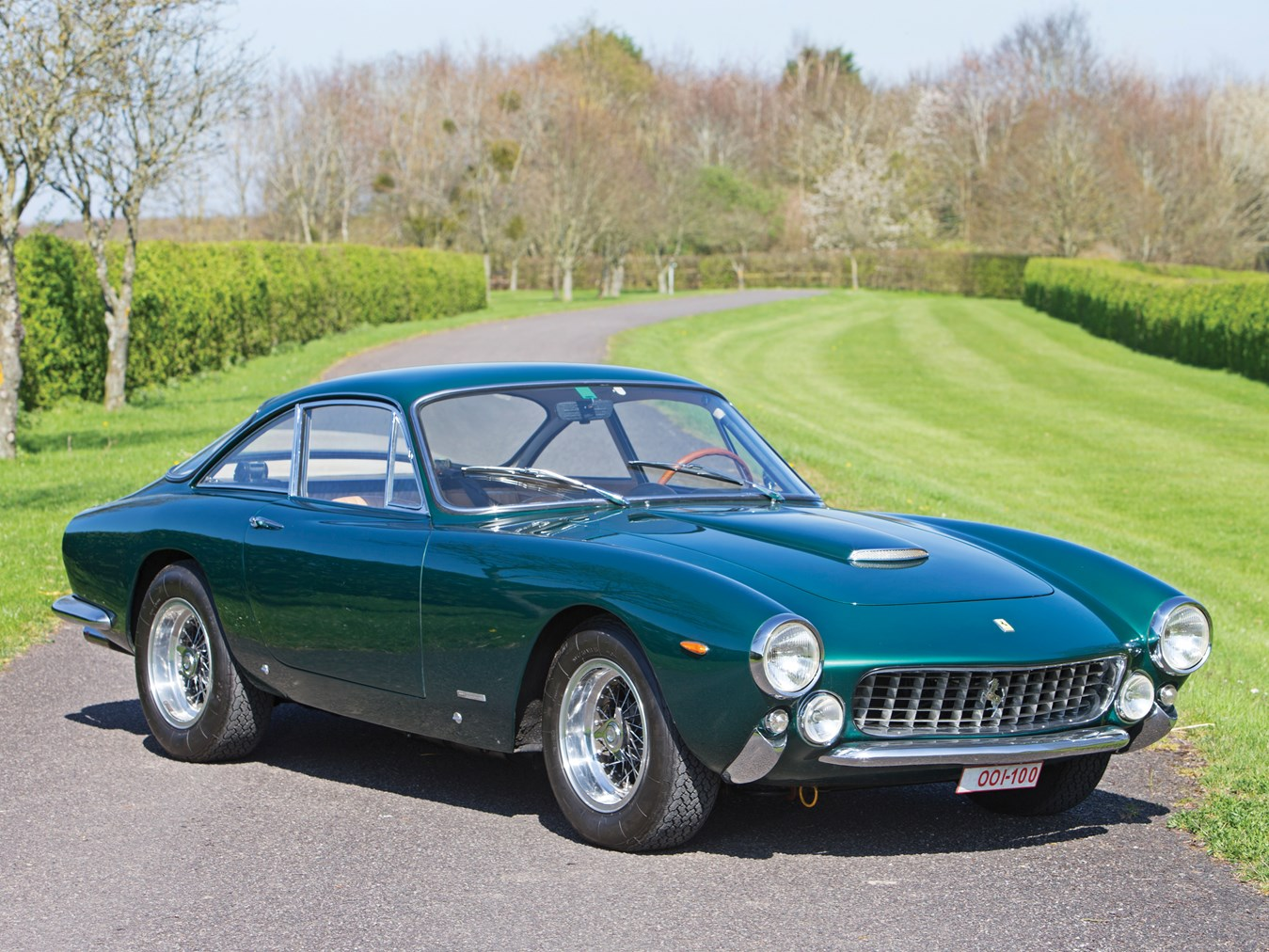 rm sotheby 39 s 1963 ferrari 250 gt l berlinetta 39 lusso 39 by. Black Bedroom Furniture Sets. Home Design Ideas