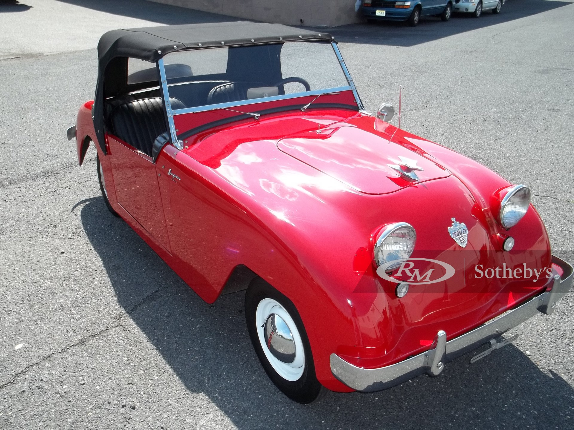 1951 Crosley Hot Shot Roadster
