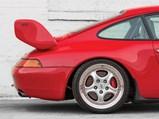 1995 Porsche 911 Carrera RS 3.8  - $