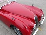 1954 Jaguar XK 120 Roadster  - $