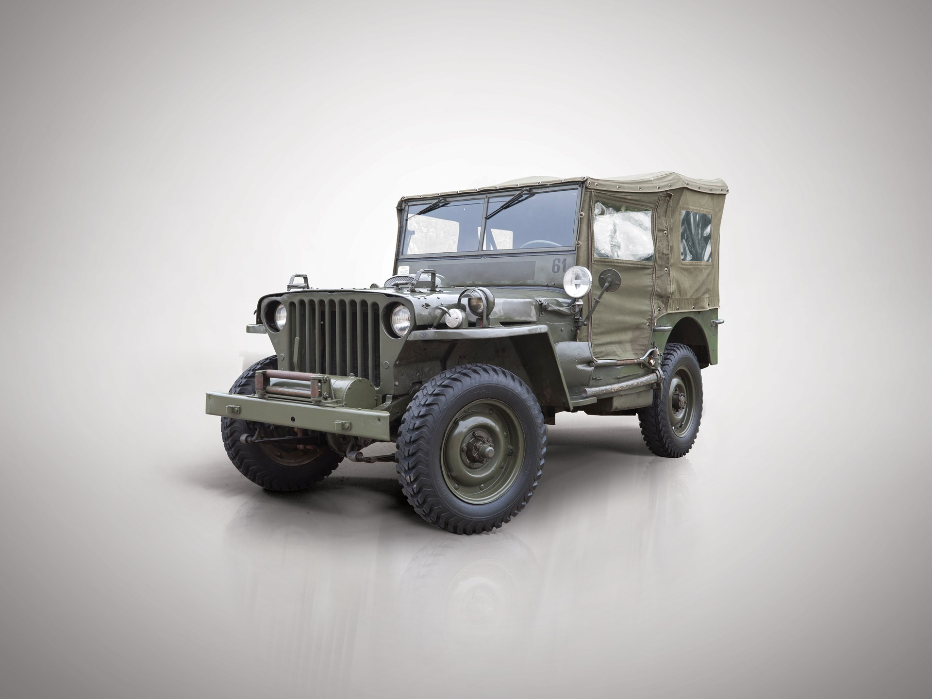 Rm Sotheby S 1942 Willys Mb Military Jeep Monaco 2016