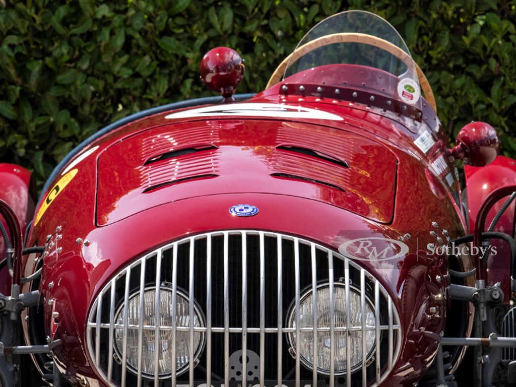 1950 OSCA MT42AD 1100 offered by RM Sothebys Private Sales Division 2021