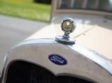 1928 Ford Model A Station Wagon  - $