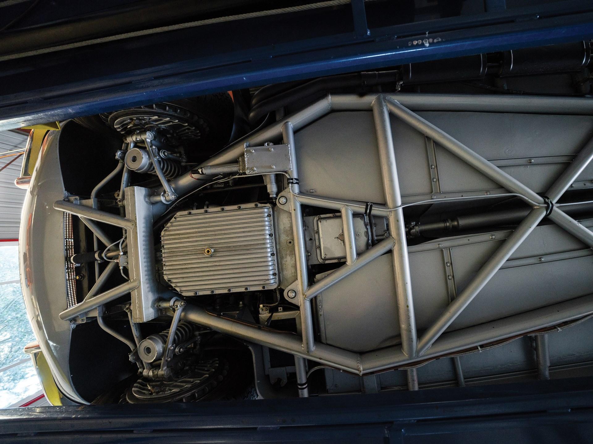 1956 Maserati A6G/2000 Berlinetta Zagato