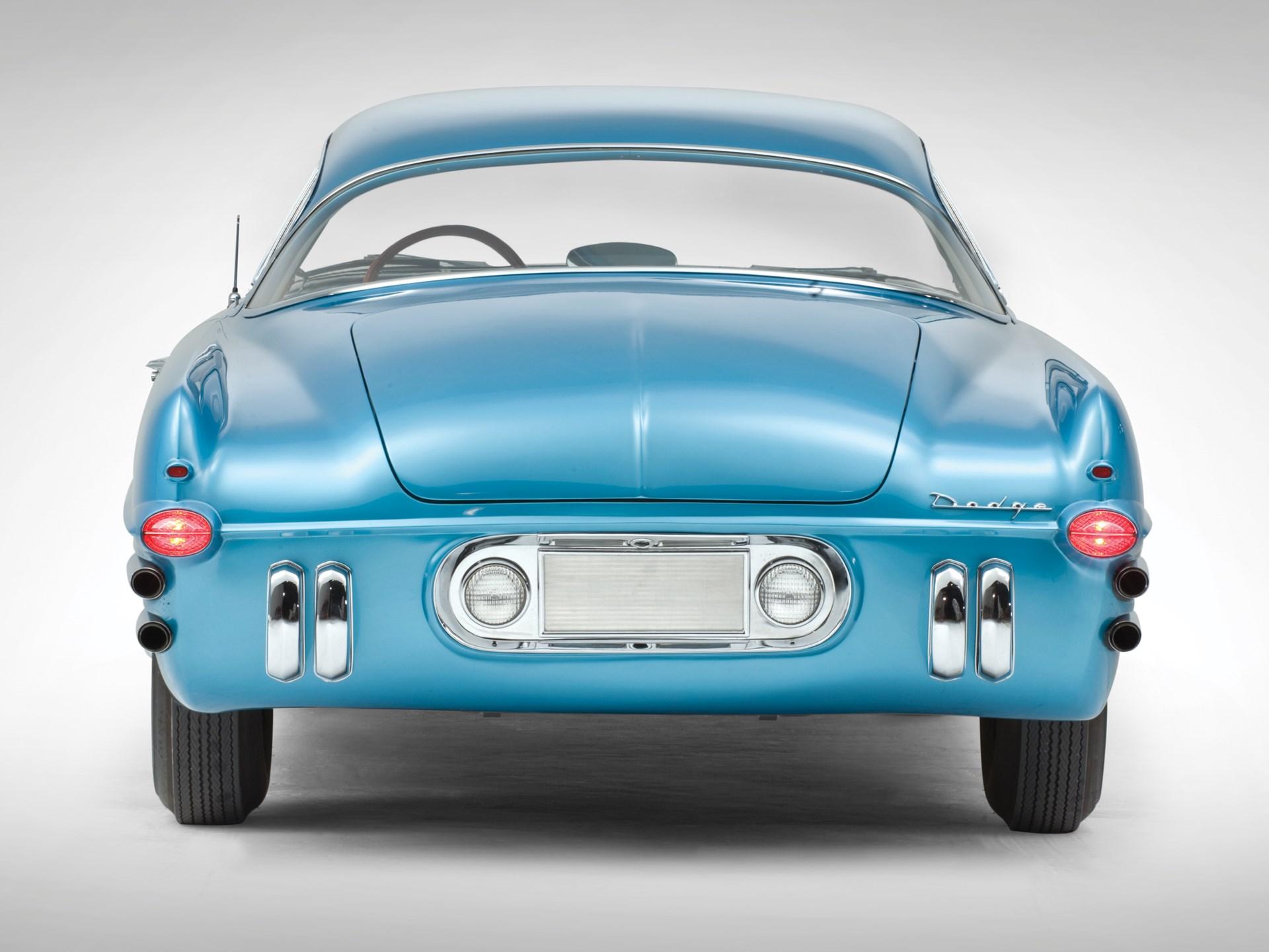 1954 Dodge Firearrow III Concept Car