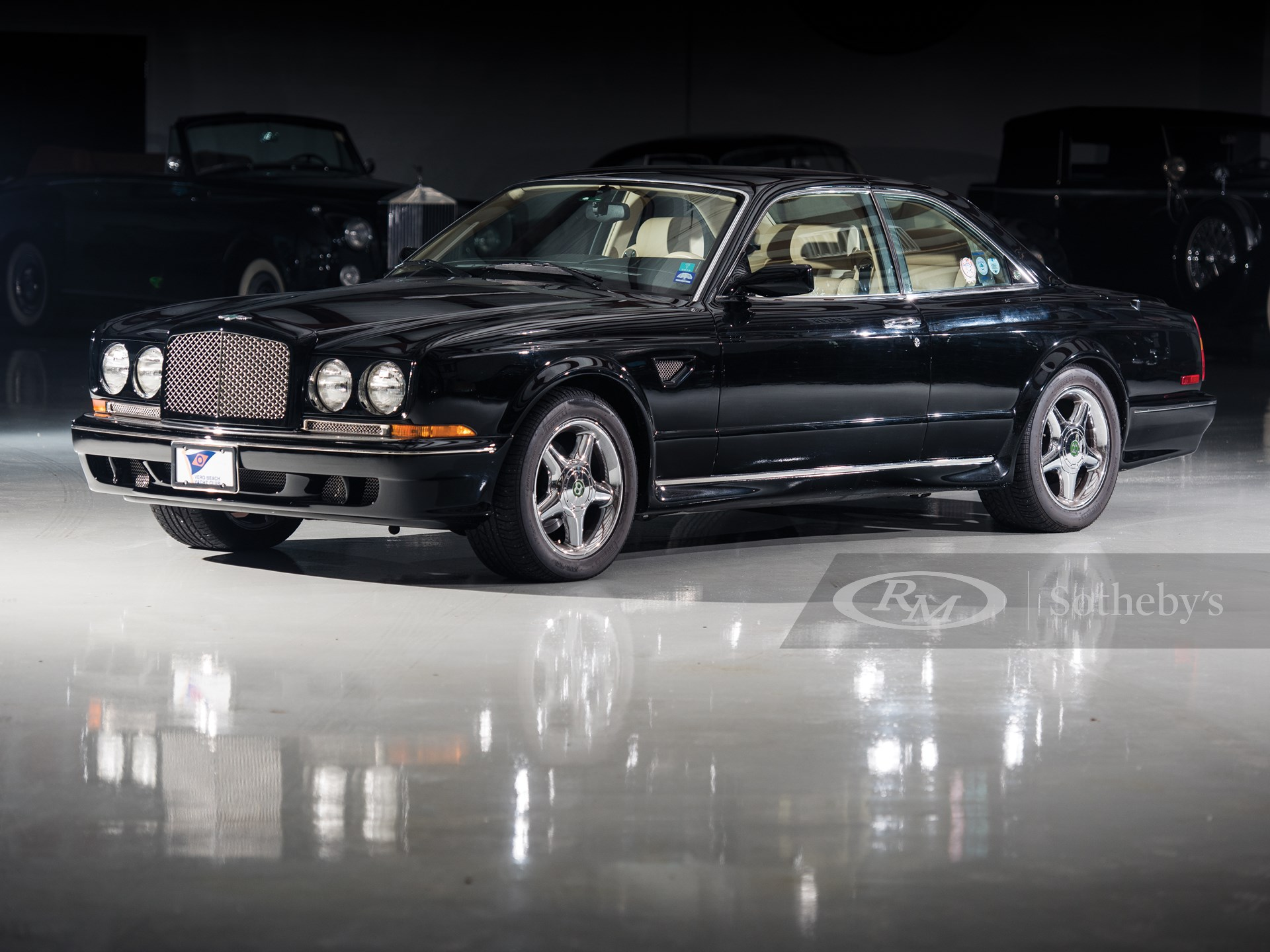 2002 Bentley Continental R Mulliner 'Wide Body'
