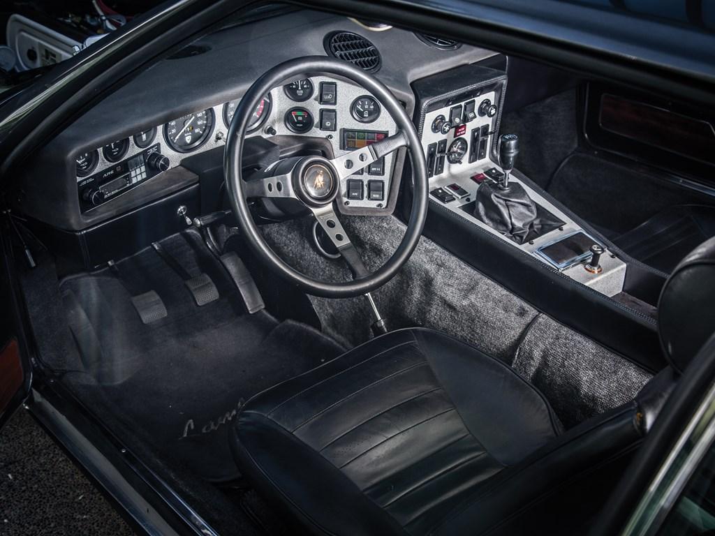 Rm Sotheby S 1973 Lamborghini Espada 400 Gt Series Iii By Bertone Arizona 2015