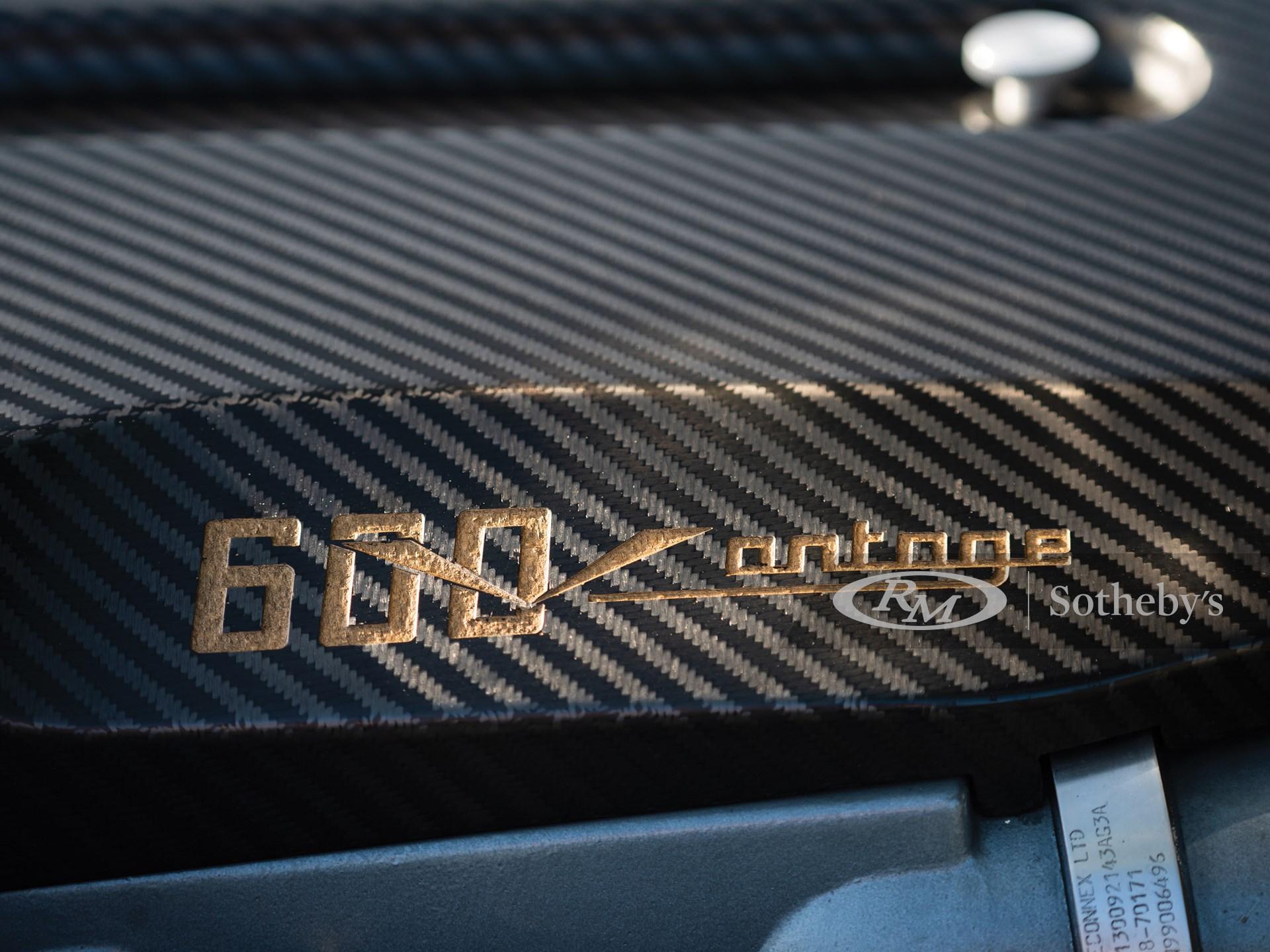 2000 Aston Martin Vantage Le Mans V600  -