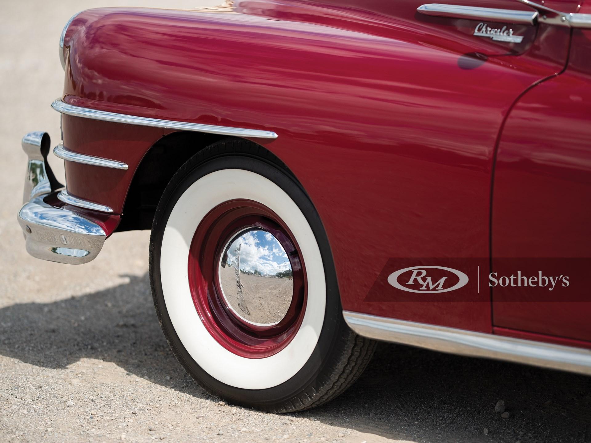 1947 Chrysler Windsor Highlander Convertible  -