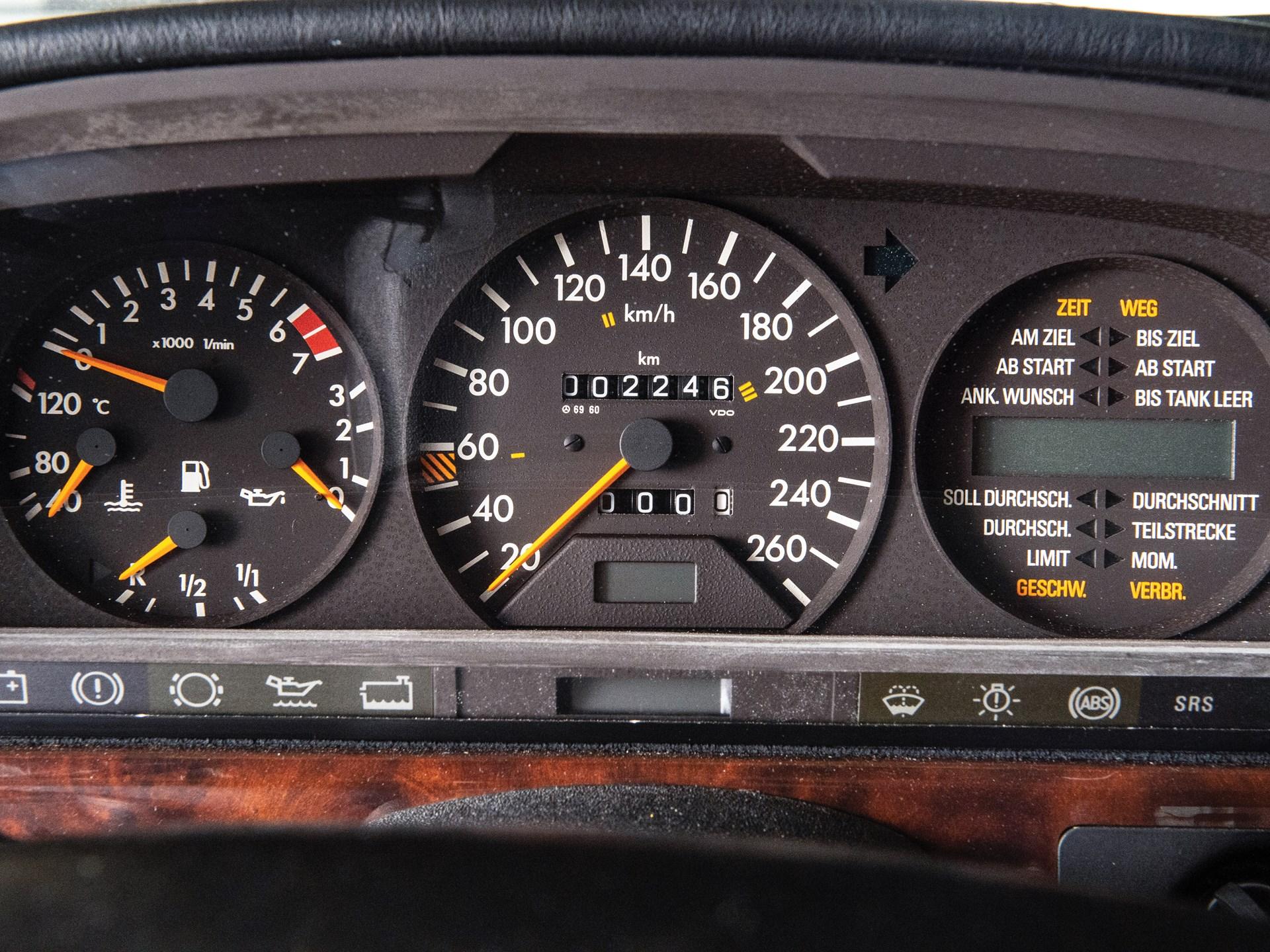 RM Sotheby's - 1990 Mercedes-Benz 560 SEL Limousine | Essen 2019