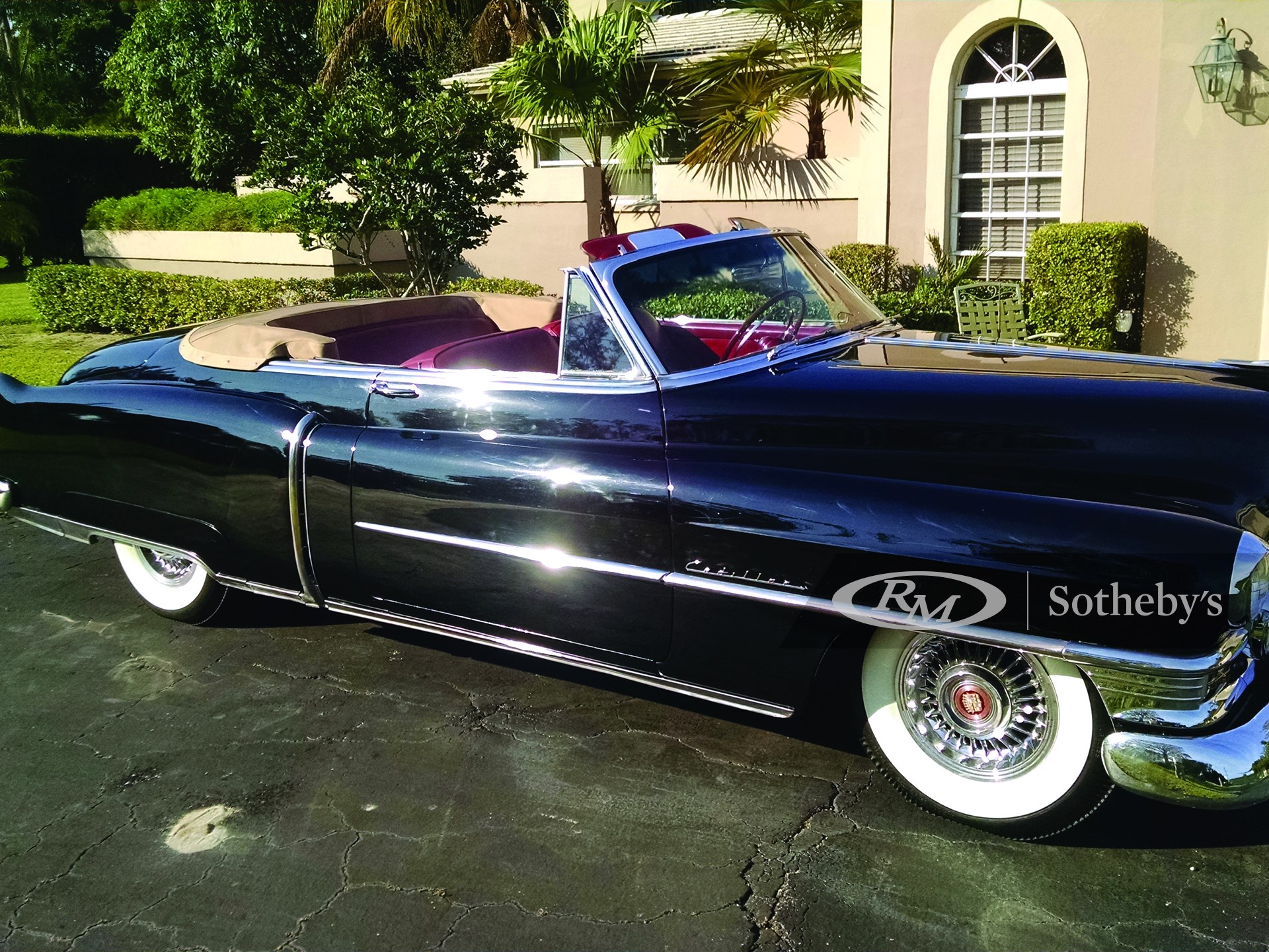 1952 Cadillac Series 62  -