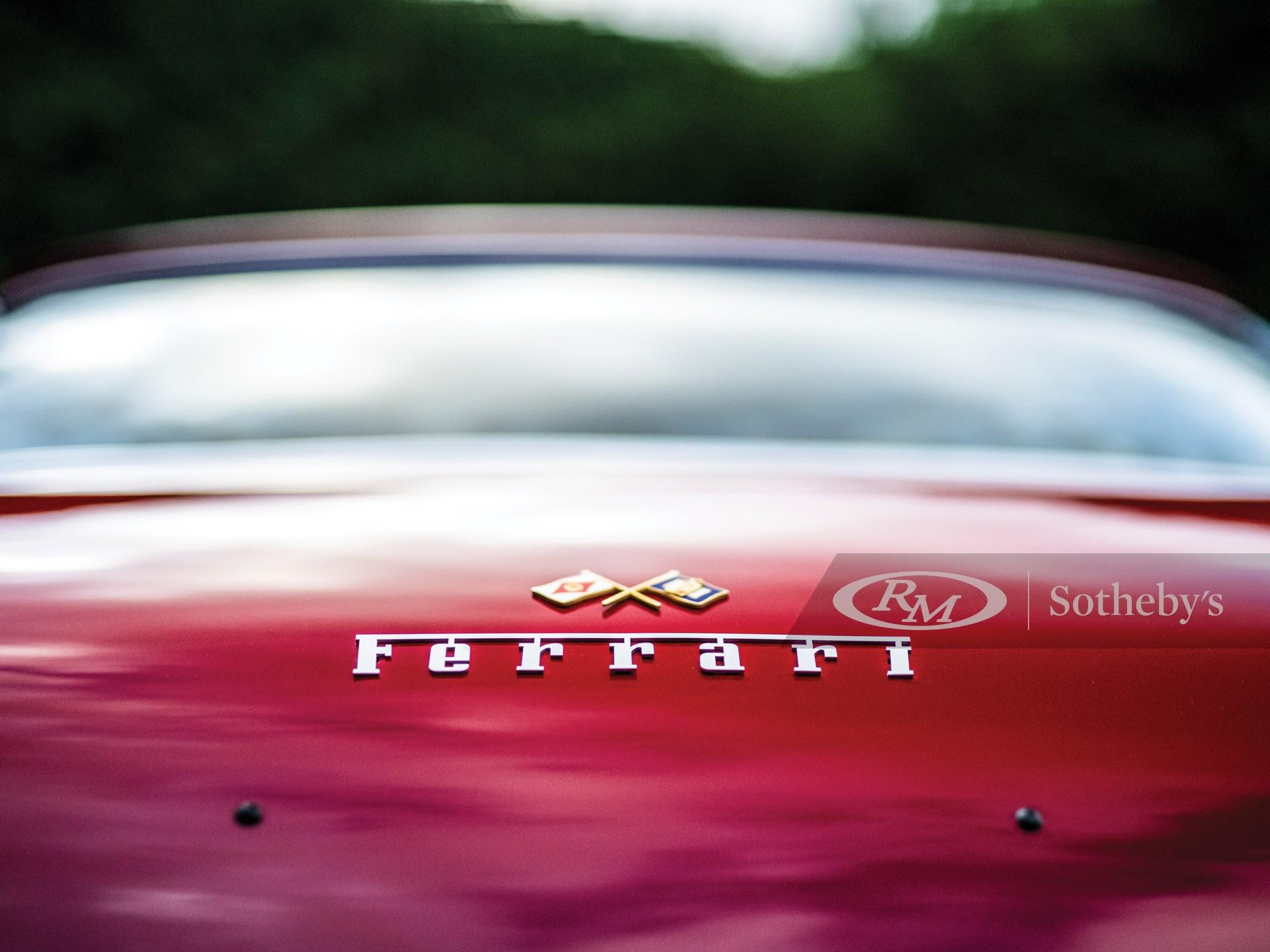1961 Ferrari 250 GTE 2+2 Series I by Pininfarina -