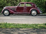 1937 Alfa Romeo 6C 2300 B Pescara Berlina by Touring - $Captured at Via Emilia Ovest on 09 April 2019. At 1/60, f 4, iso100 with a {lens type} at 70mm on a Canon EOS-1D Mark IV.  Photo: Cymon Taylor