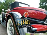 1932 Auburn 8-100A Custom Eight Speedster by Union City Body Company - $