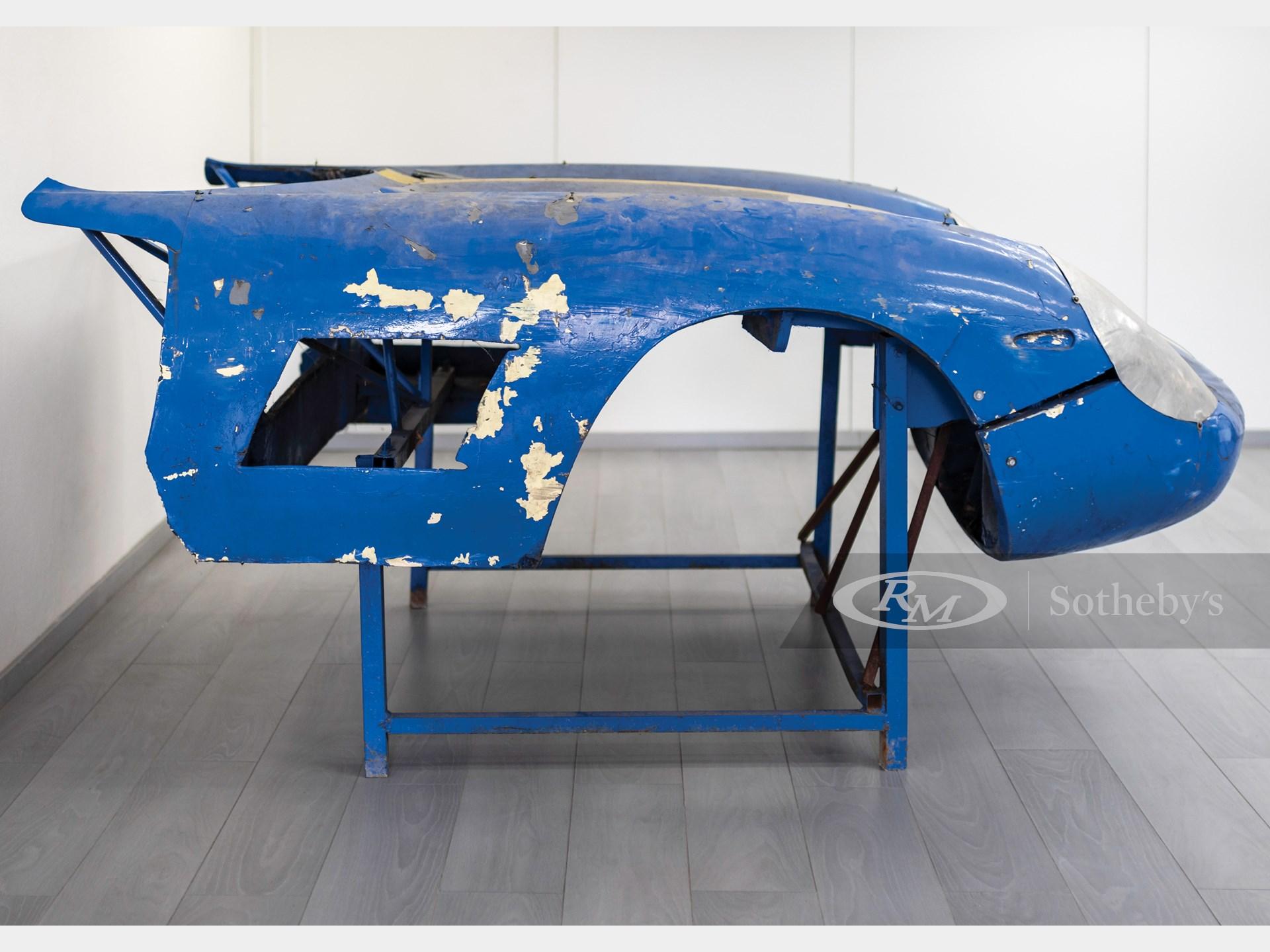 Ferrari 275 GTB Front End -