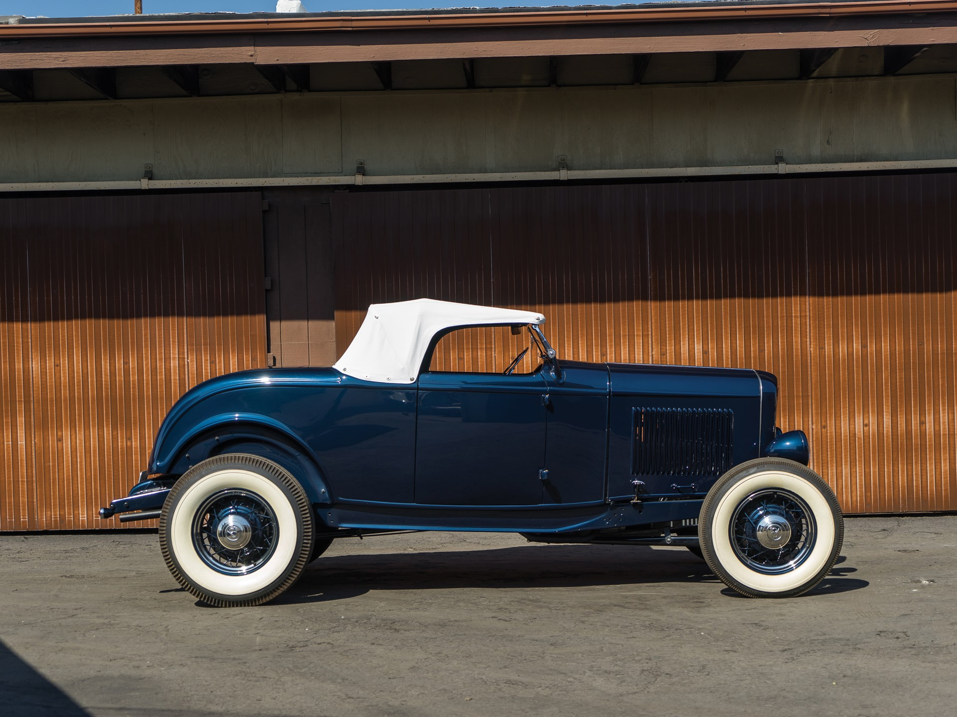 "1932 Ford ""Pete Henderson"" Roadster"