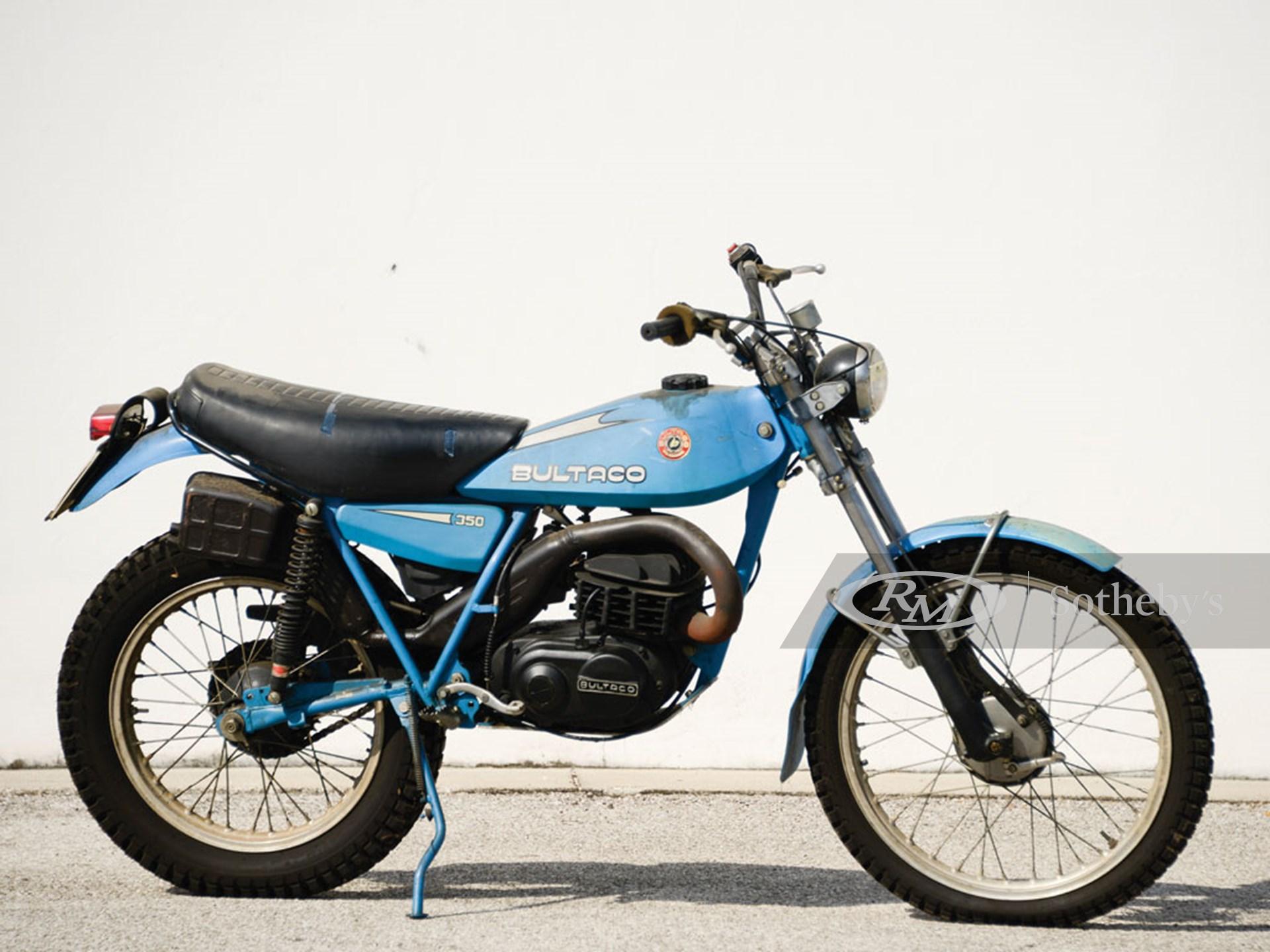 1978 Bultaco Sherpa T 350