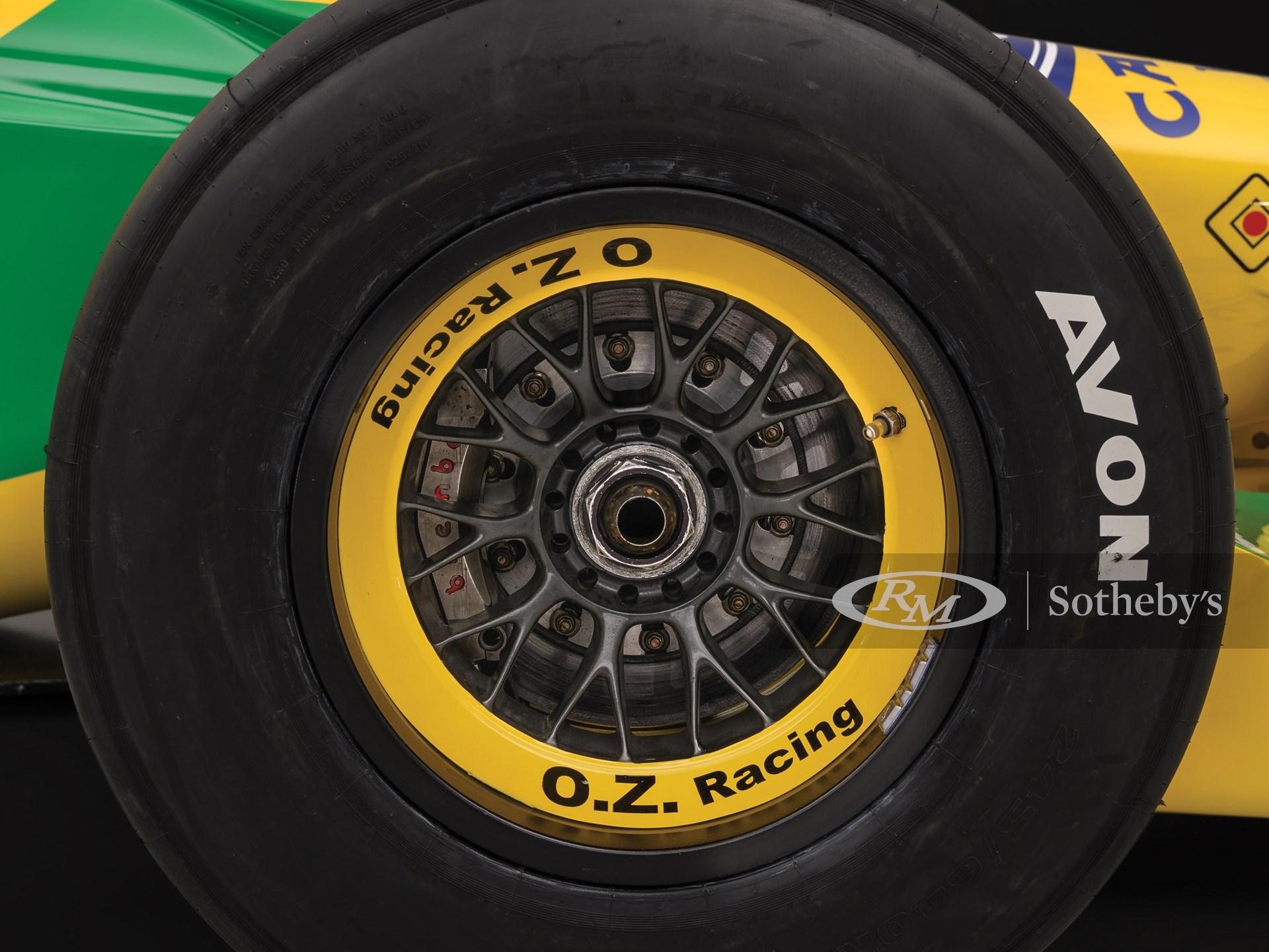 1992 Benetton B192 Formula 1  -