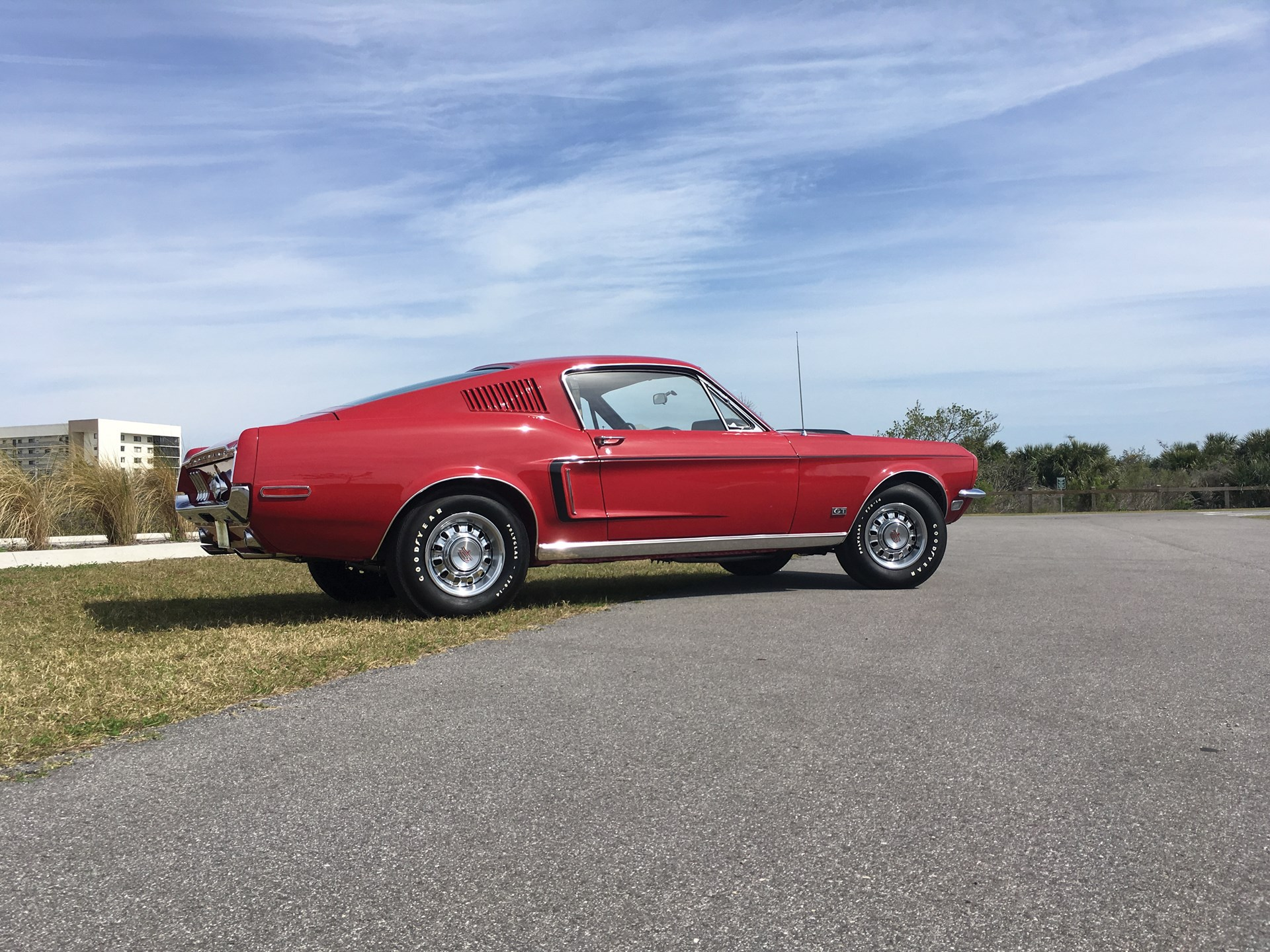 RM Sotheby s 1968 Ford Mustang GT 428 Cobra Jet Fastback