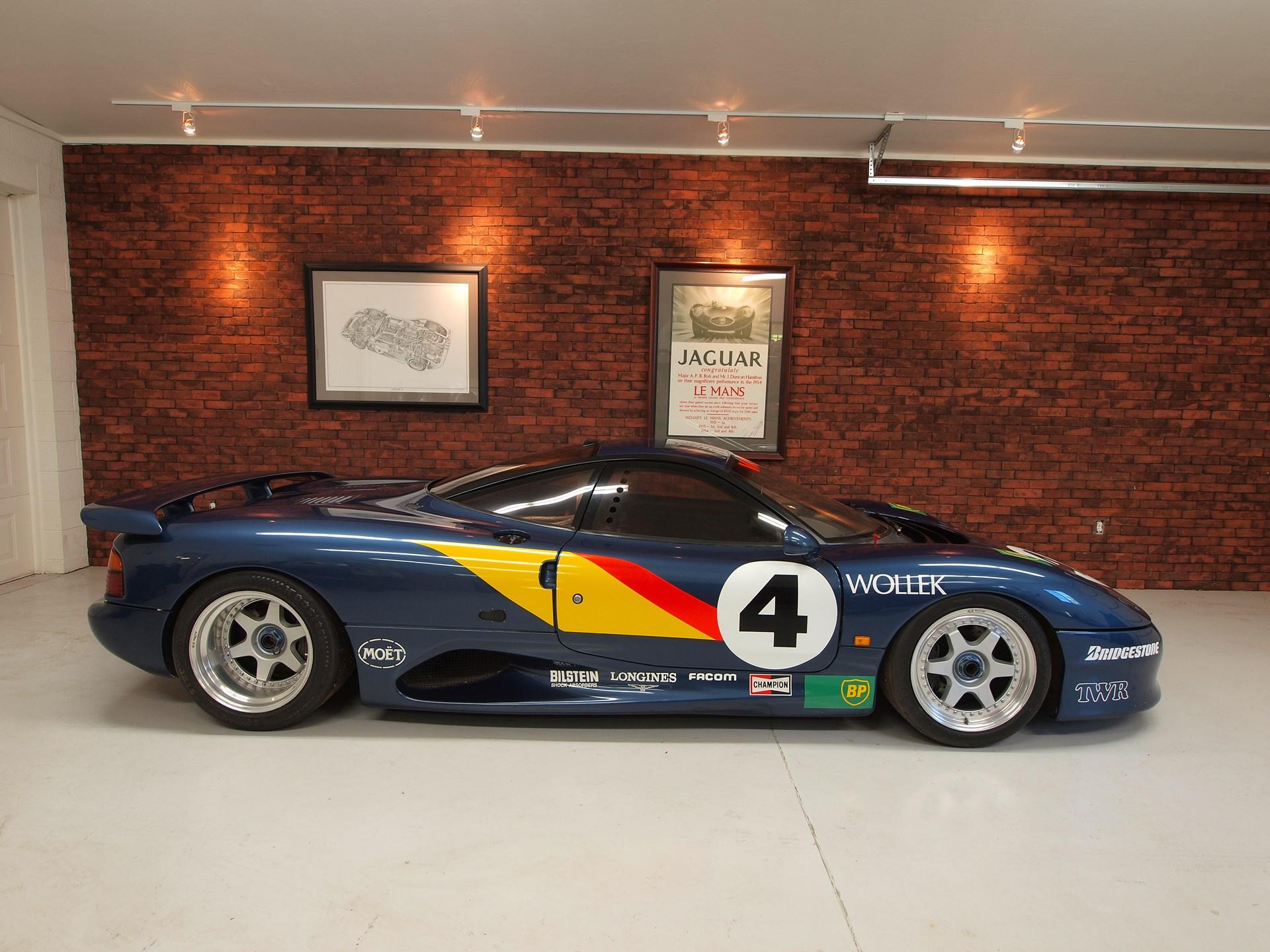 1991 Jaguar XJR-15   Monterey 2011   RM Sotheby's