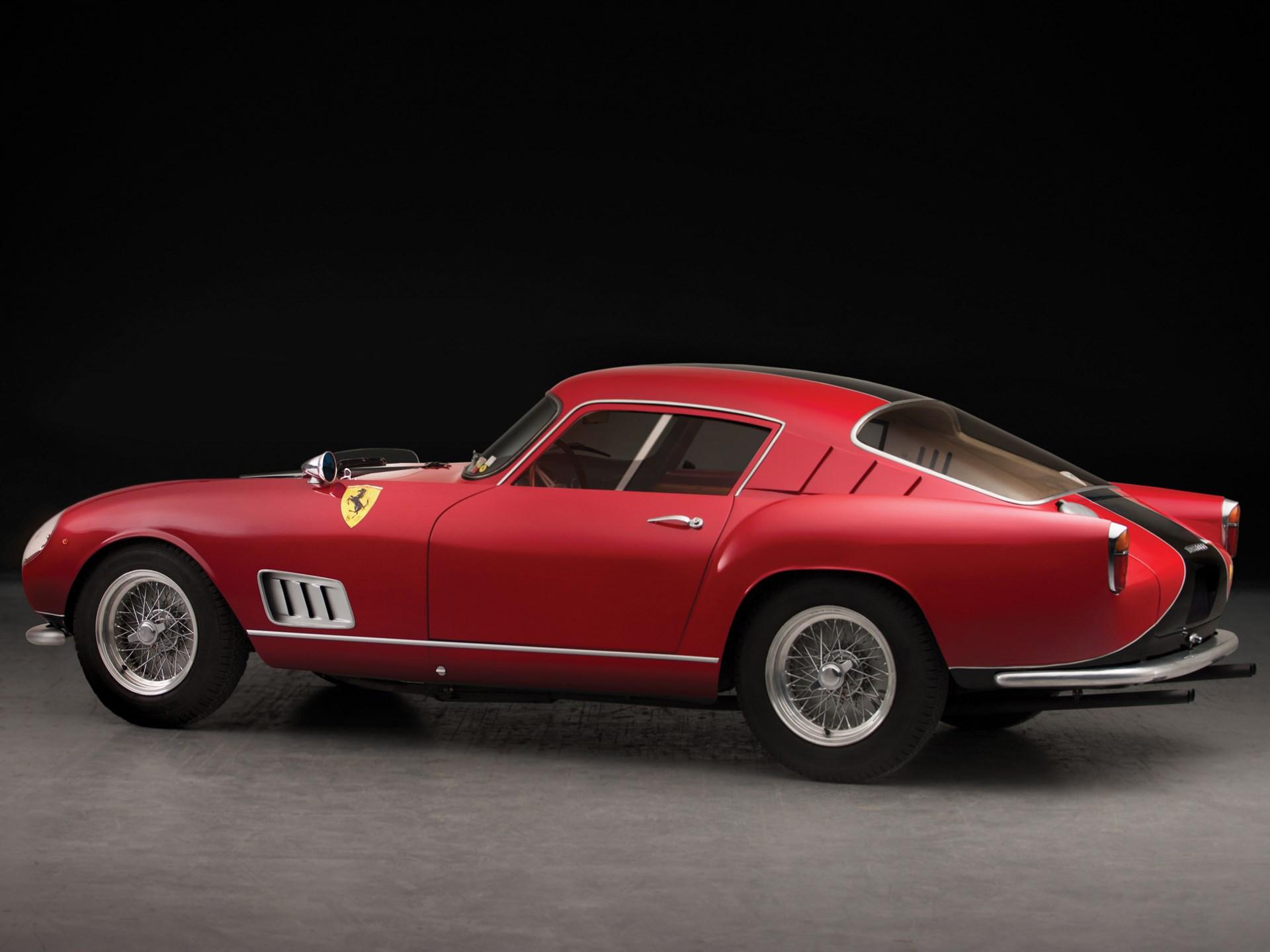 1957 Ferrari 250 GT Berlinetta Competizione 'Tour de France' by Scaglietti