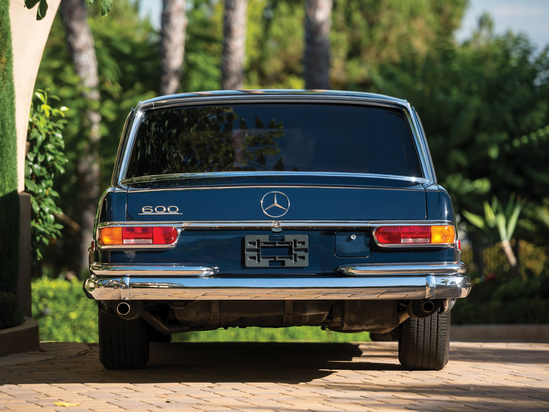 1969 Mercedes-Benz 600 Four-Door Pullman