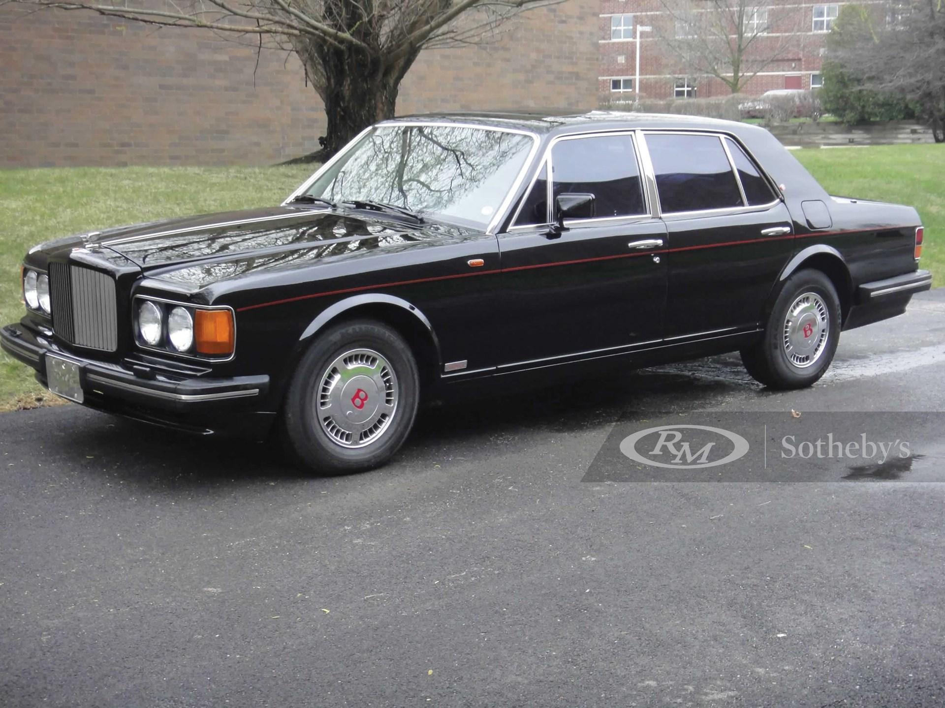 1989 Bentley Fawcett/O'Neal