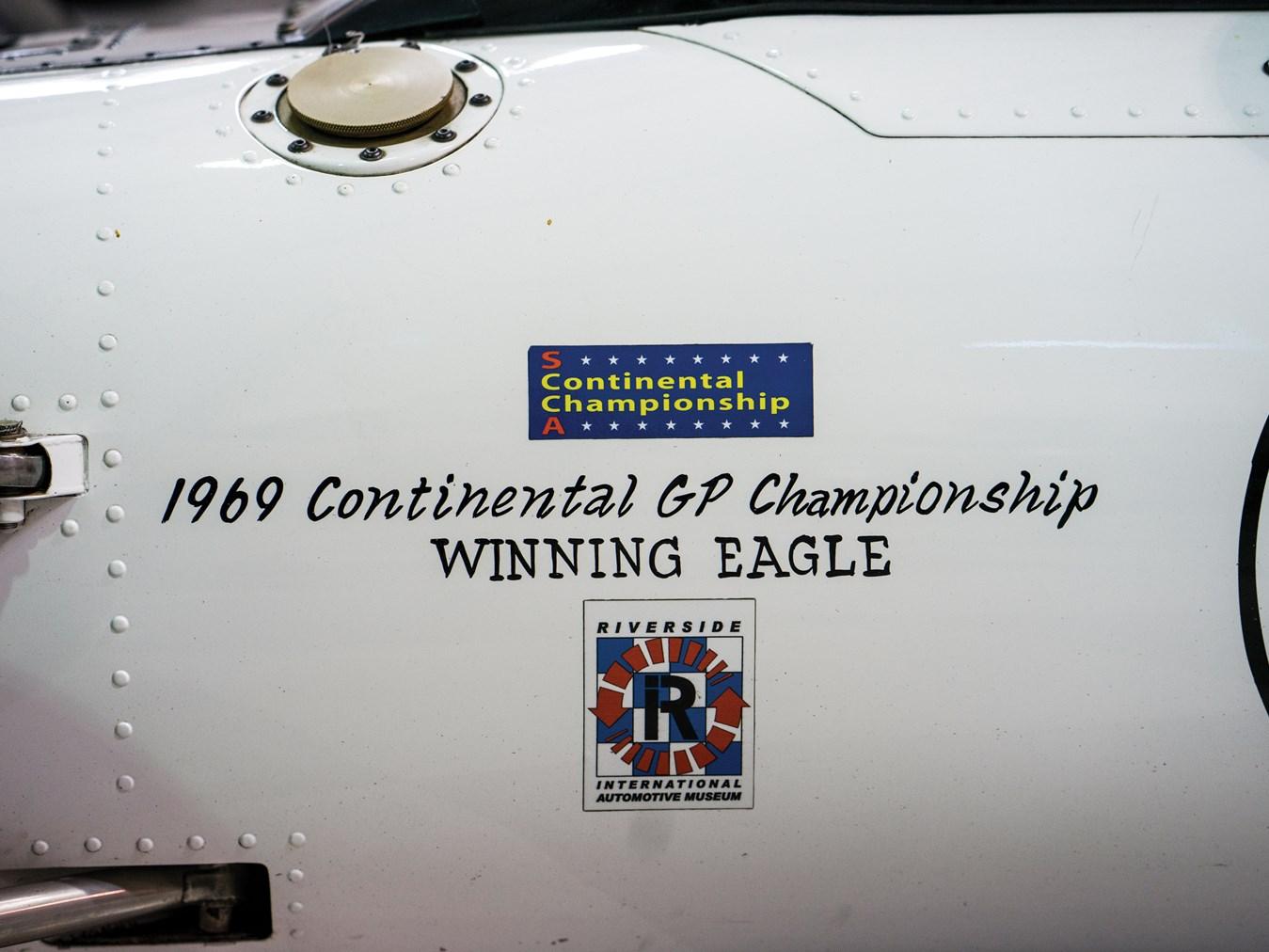 1969 AAR Eagle Mk 5 F5000 #7