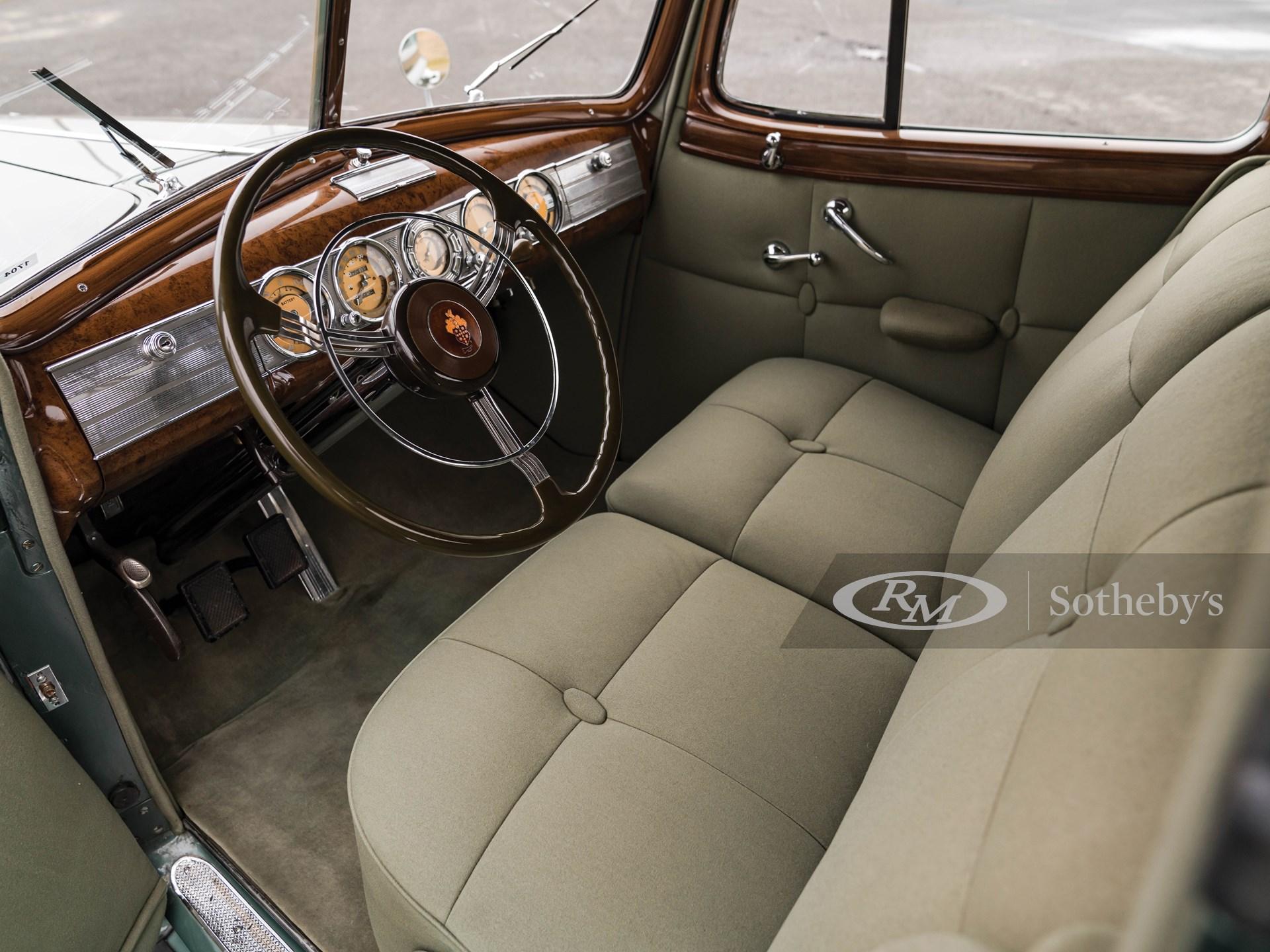 1939 Packard Twelve 2/4-Passenger Coupe  -