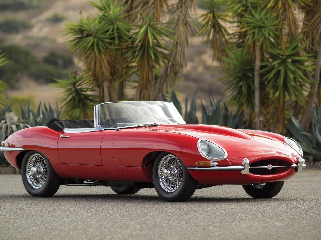 Jaguar jaguar e : RM Sotheby's - 1962 Jaguar E-Type Series 1 3.8-Litre Roadster ...