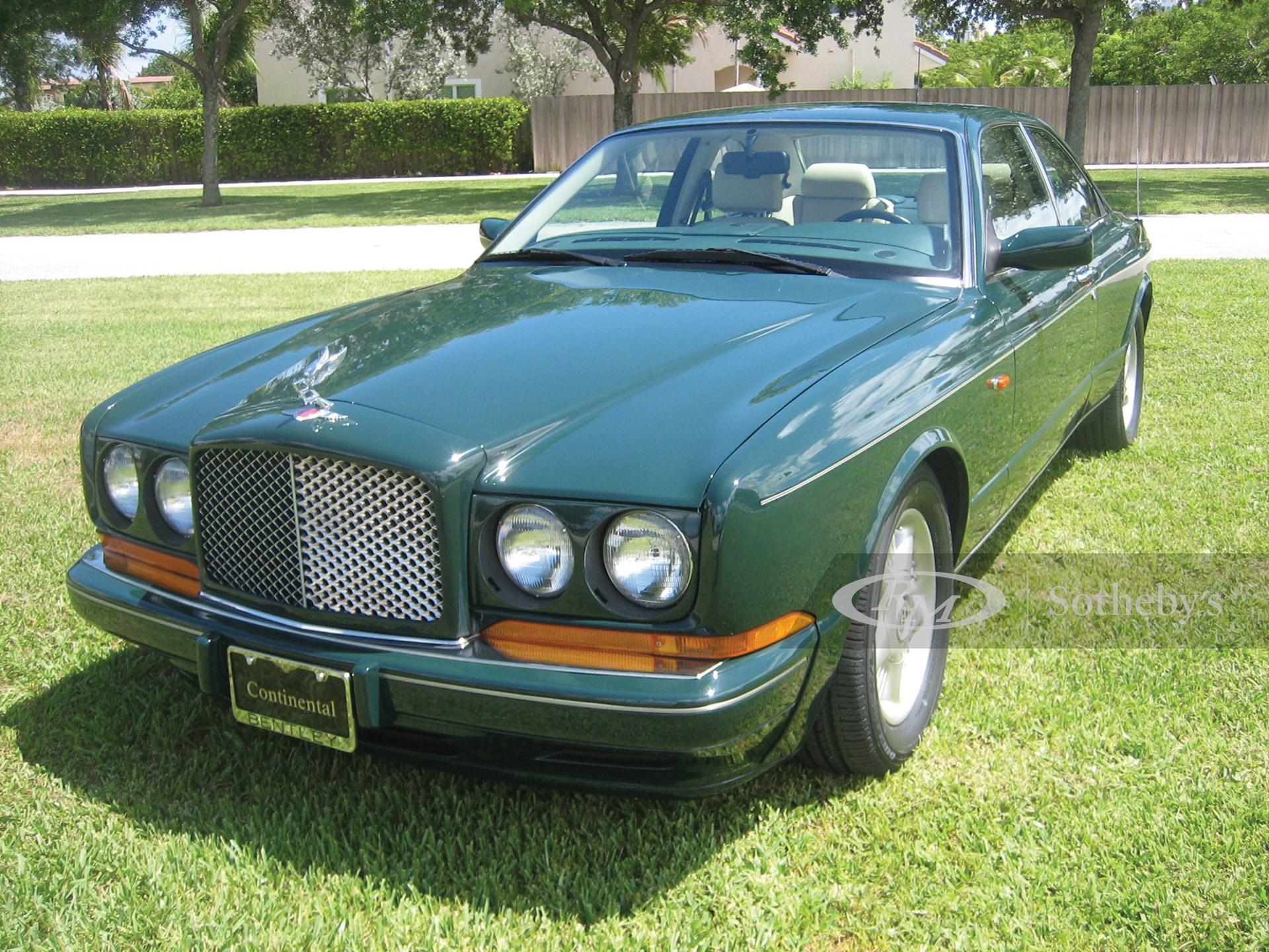 1996 Bentley Continental