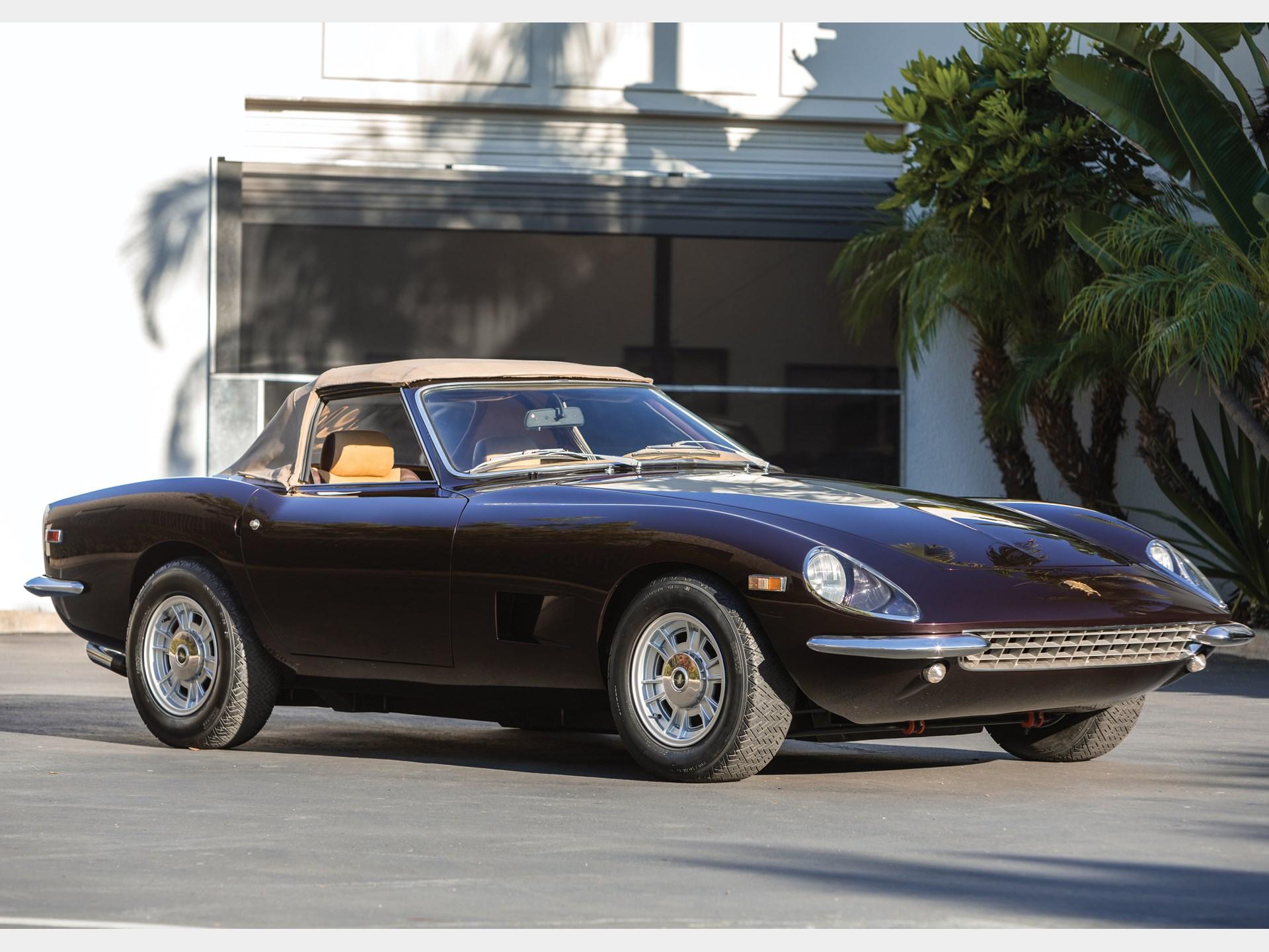1972 Intermeccanica Italia Spyder