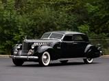 1940 Packard Custom Super Eight One-Eighty Sport Sedan by Darrin  - $