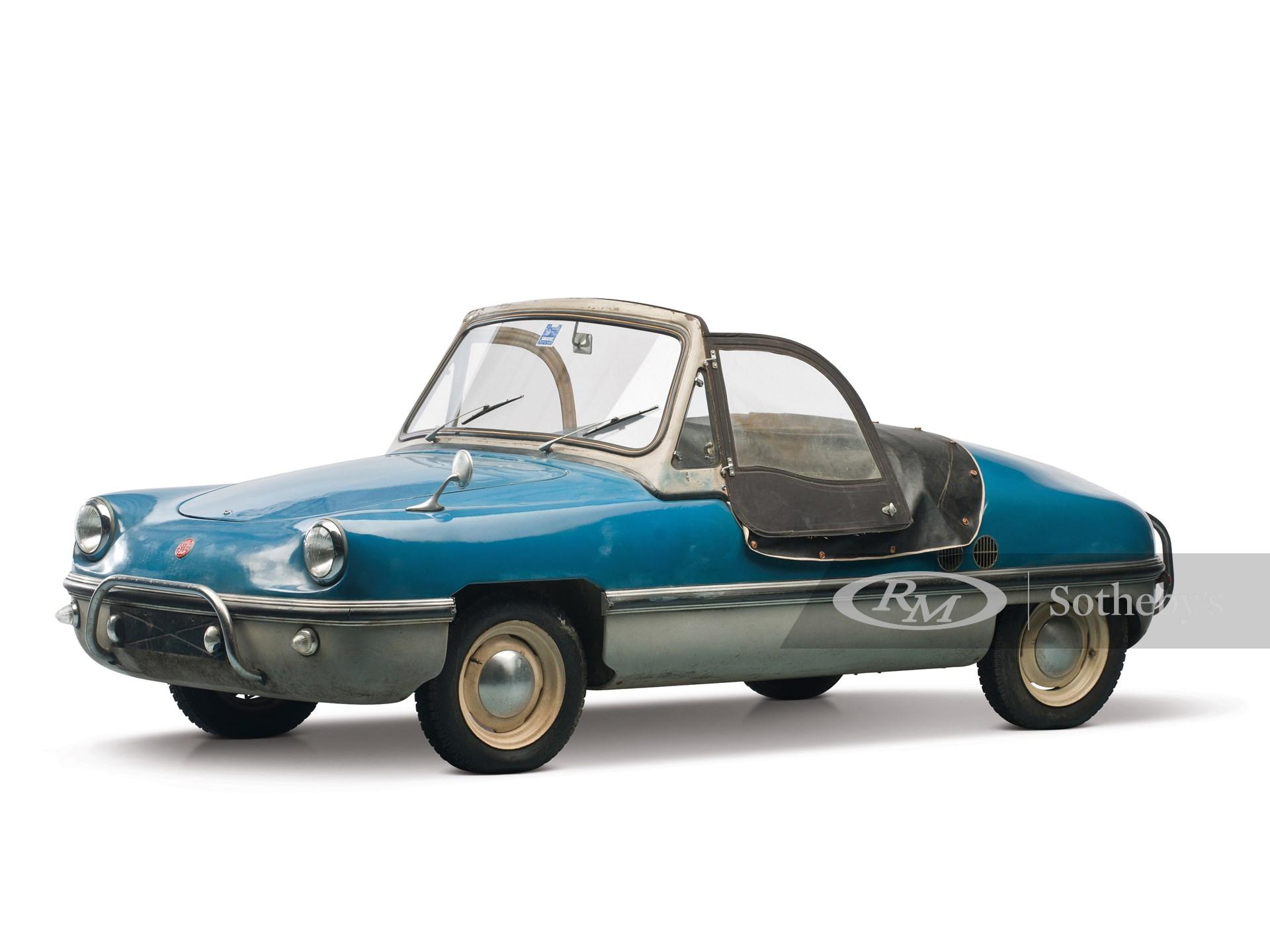 1958 Burgfalke FB250
