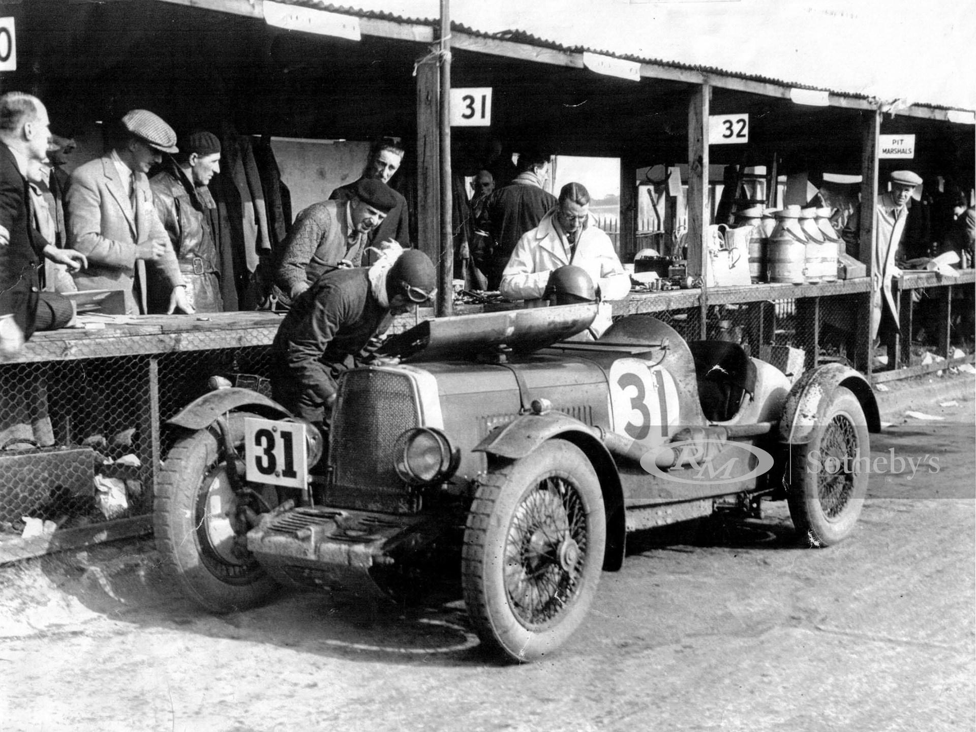 1931 Aston Martin 1.5-Litre International 'LM5'